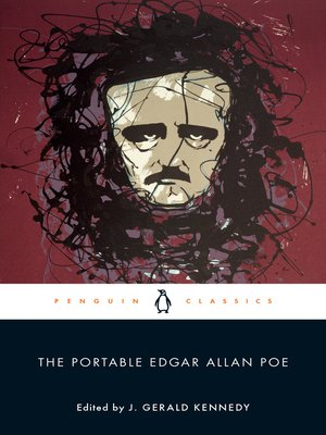 cover image of The Portable Edgar Allan Poe